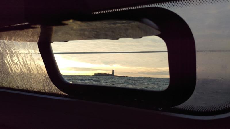 Lever de soleil dans l'archipel des Glenan
